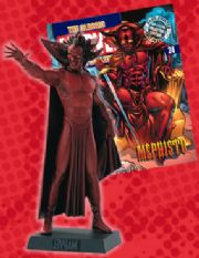 Classic Marvel Figurine Collection #024 Mephisto Eaglemoss Publications